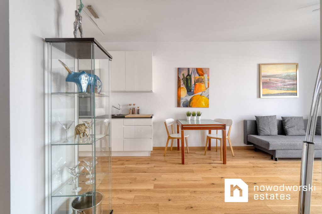 Mieszkanie dwupokojowe na wynajem Gdańsk, Letnica, Starowiejska  39m2 Foto 5