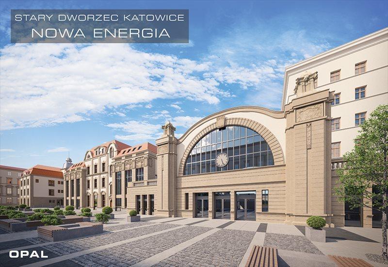 Lokal użytkowy na wynajem Katowice, Śródmieście, Dworcowa 4  103m2 Foto 2