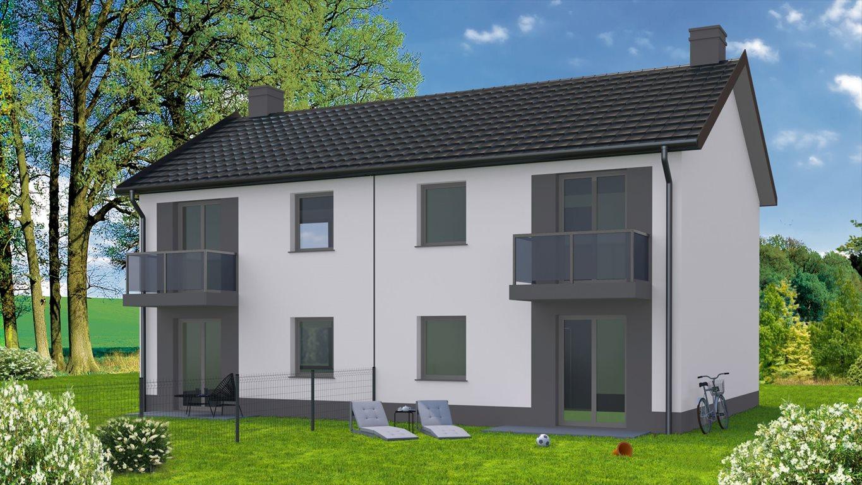 Mieszkanie trzypokojowe na sprzedaż Niepołomice, Wrzosowa  51m2 Foto 3