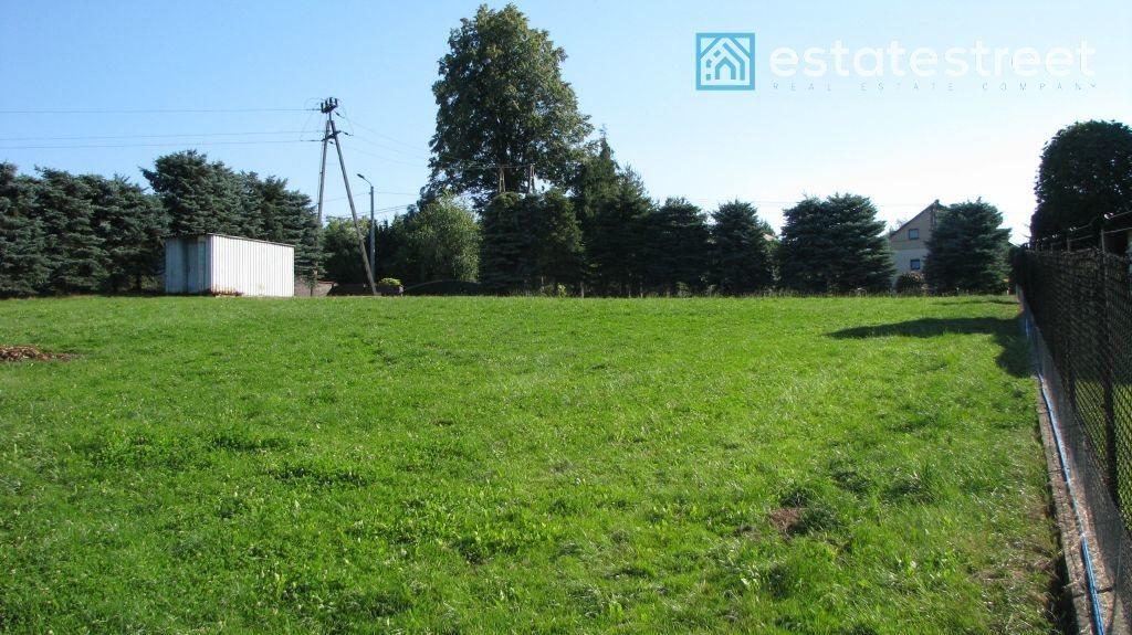 Działka budowlana na sprzedaż Gaj, Widokowa  2500m2 Foto 3