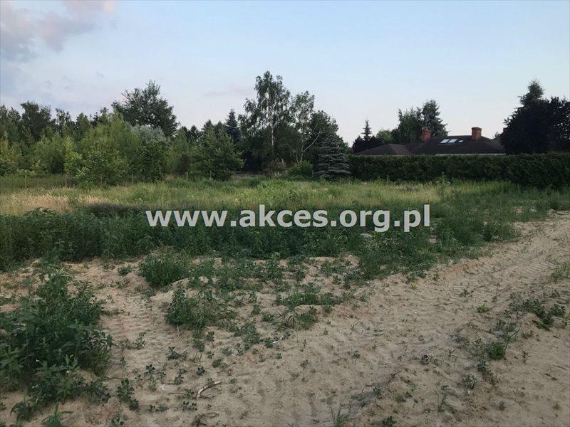 Działka budowlana na sprzedaż Nowa Iwiczna, Mleczarska  3700m2 Foto 7