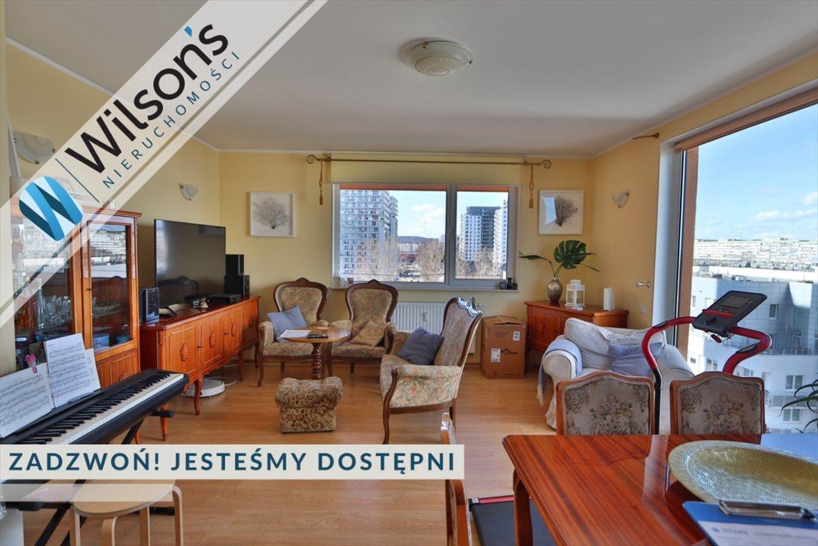 Mieszkanie trzypokojowe na sprzedaż Gdańsk, Przymorze, Prezydenta Lecha Kaczyńskiego  63m2 Foto 1