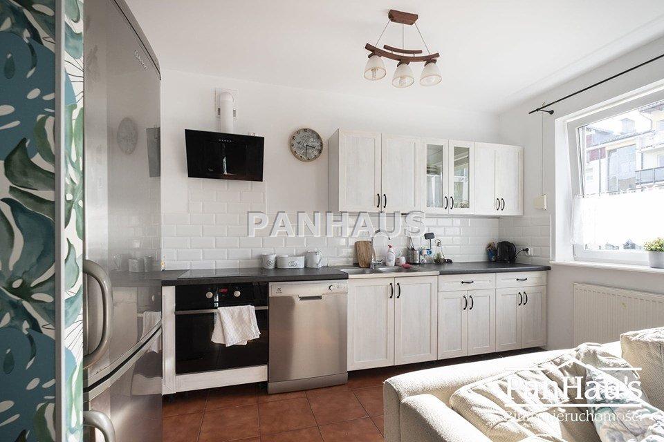 Mieszkanie trzypokojowe na sprzedaż Gdańsk, Morena, Piekarnicza  61m2 Foto 4