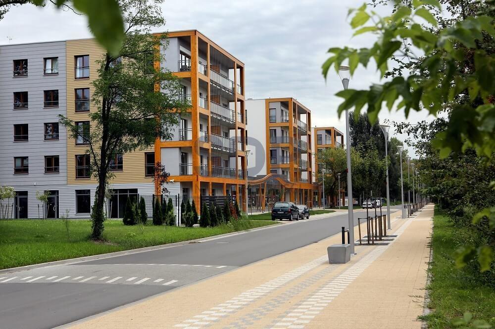 Mieszkanie trzypokojowe na sprzedaż Wrocław, Psie Pole, Swojczyce, ok. Swojczyckiej  54m2 Foto 3