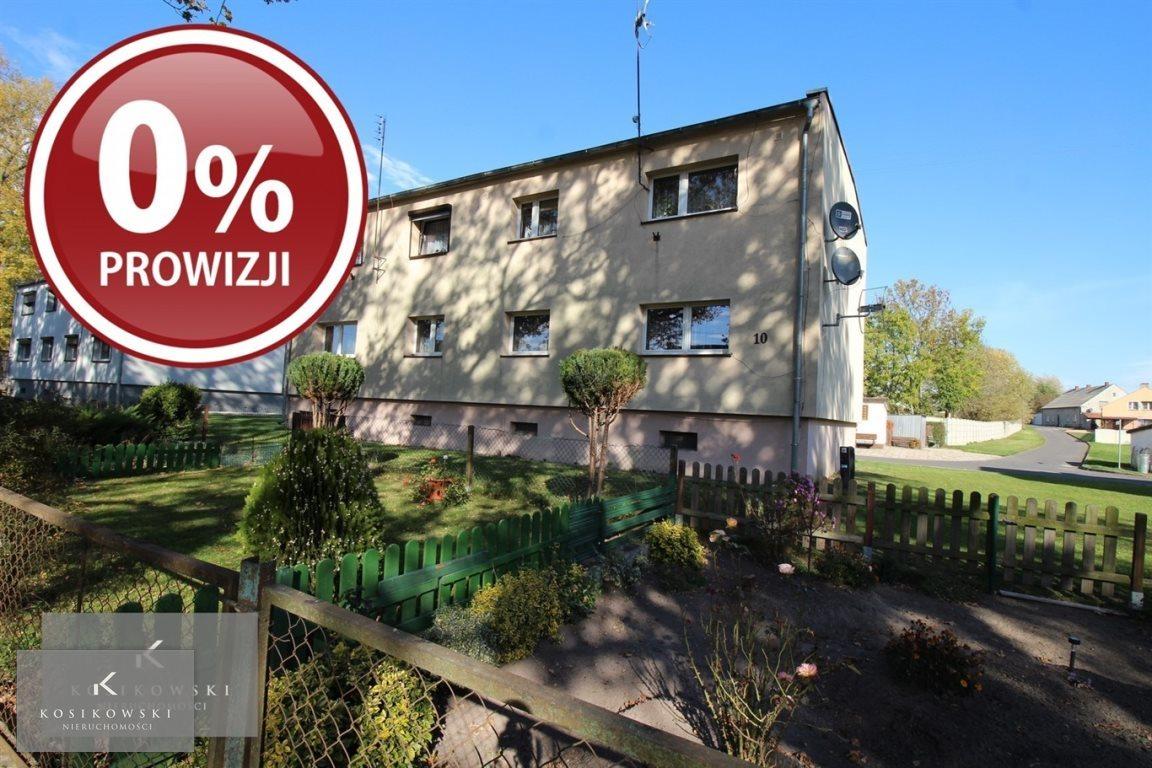 Mieszkanie dwupokojowe na sprzedaż Międzybórz  56m2 Foto 1