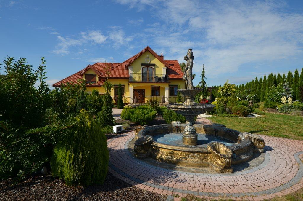 Dom na sprzedaż Maciejowice  438m2 Foto 1