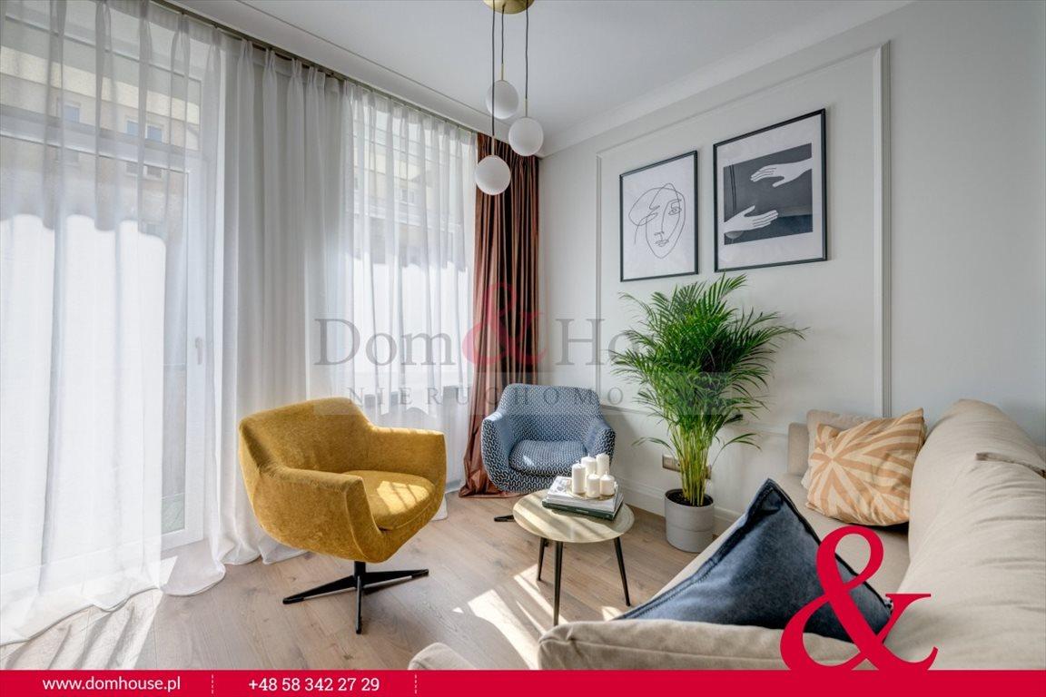 Mieszkanie czteropokojowe  na sprzedaż Gdańsk, Śródmieście  63m2 Foto 1