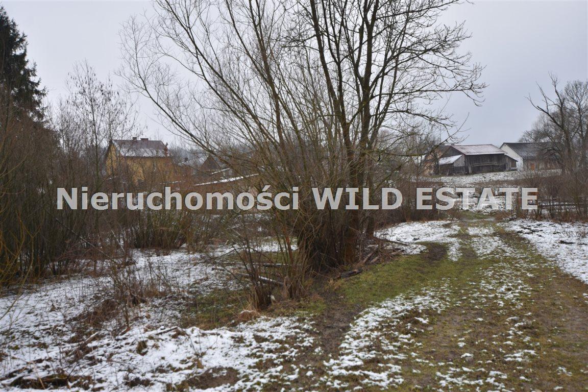 Działka rolna na sprzedaż Olszanica, Paszowa  5376m2 Foto 3
