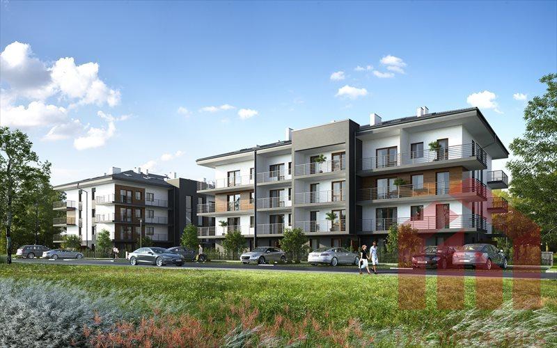 Mieszkanie trzypokojowe na sprzedaż Rzeszów, Biała, Makuszyńskiego  68m2 Foto 1