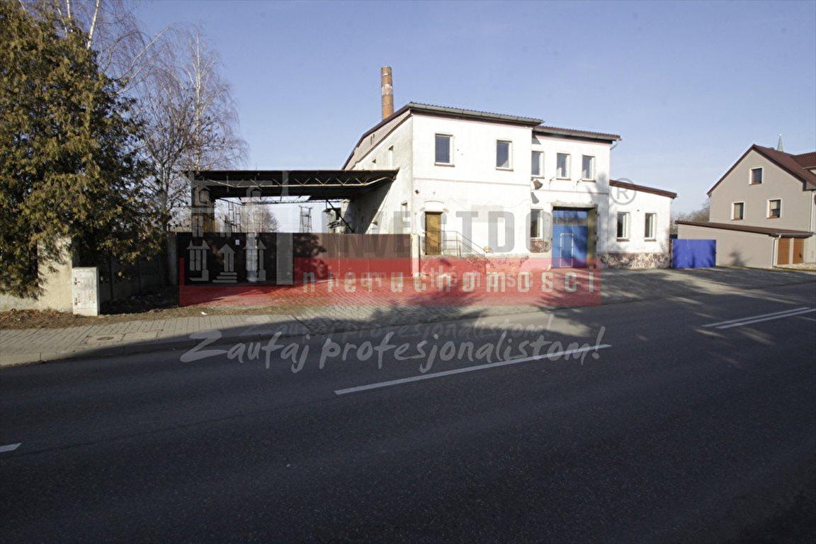 Lokal użytkowy na sprzedaż Gorzów Śląski  860m2 Foto 1