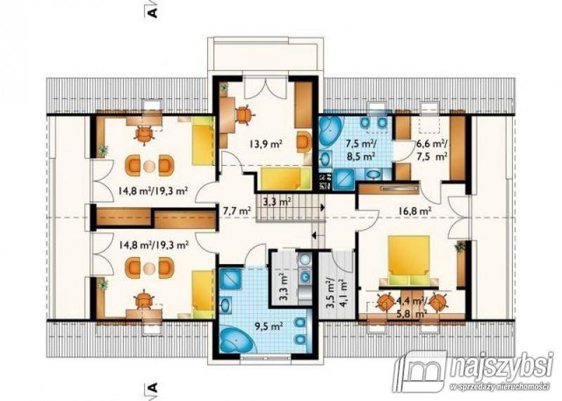 Dom na sprzedaż Kliniska Wielkie, Centrum  228m2 Foto 5