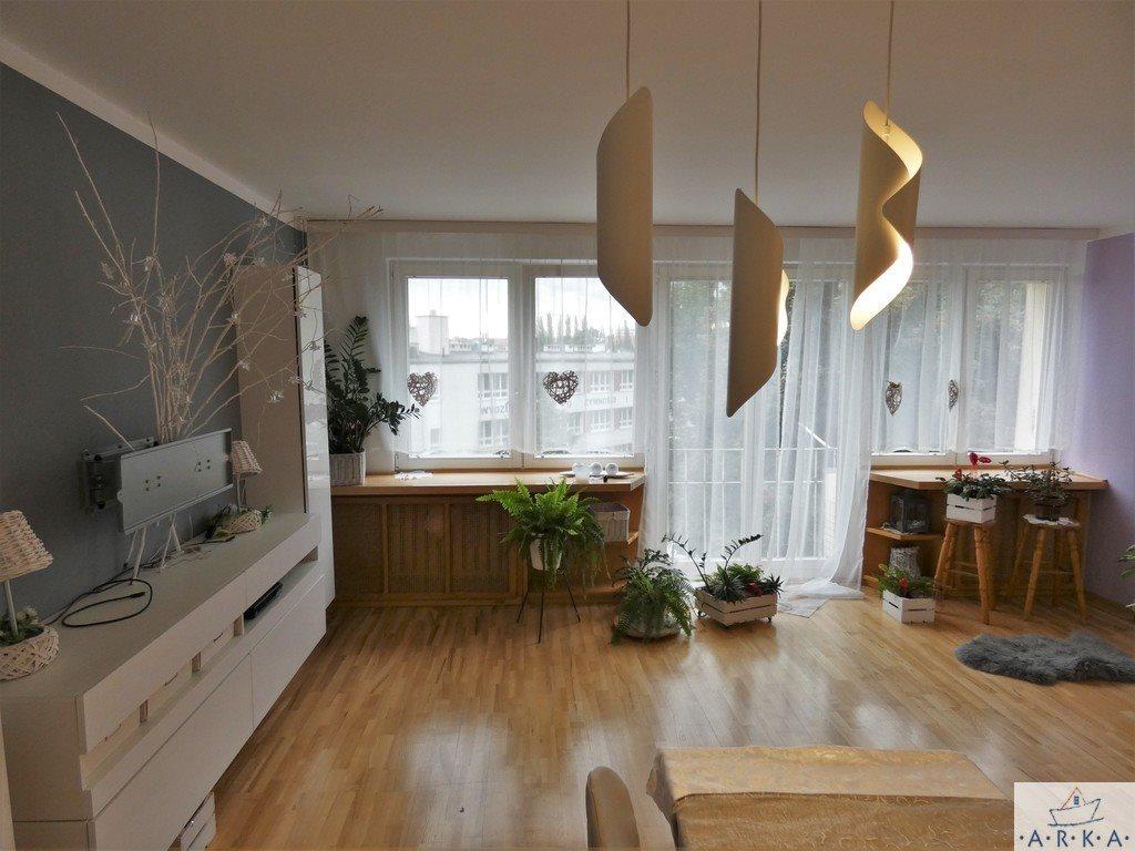 Mieszkanie trzypokojowe na sprzedaż Szczecin, Niebuszewo  60m2 Foto 5
