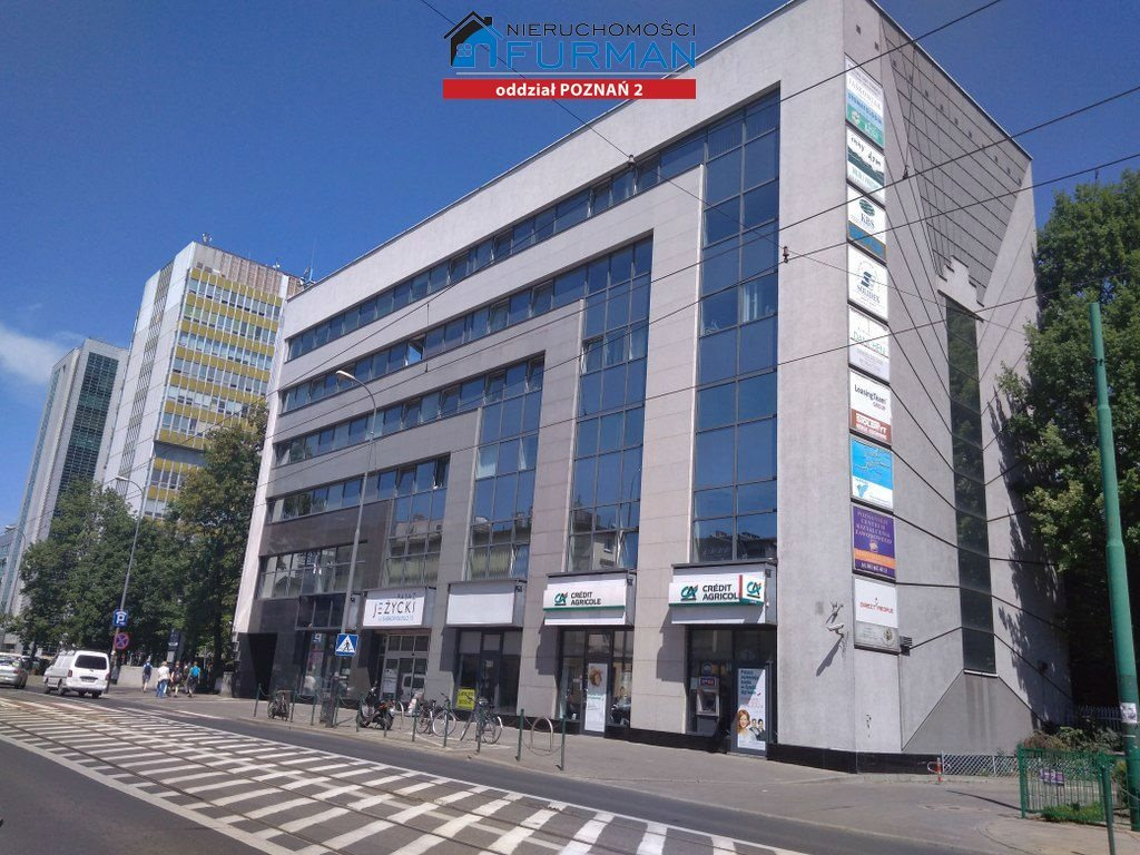 Lokal użytkowy na wynajem Poznań, Centrum, Jeżyce, Centrum, Dąbrowskiego  38m2 Foto 1