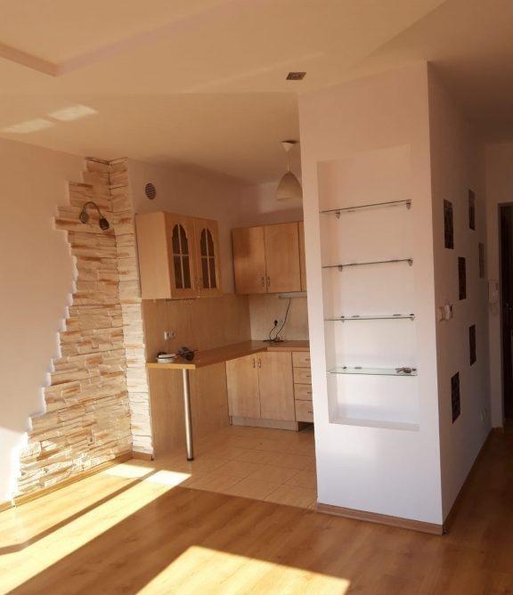 Mieszkanie trzypokojowe na sprzedaż Luboń, Jana Pawła II  56m2 Foto 4