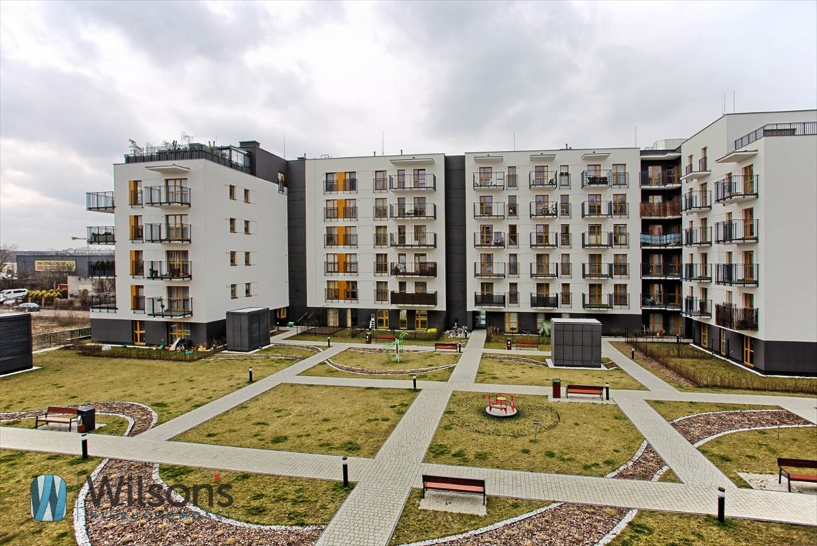 Mieszkanie dwupokojowe na sprzedaż Warszawa, Włochy Raków, Wagonowa  33m2 Foto 6