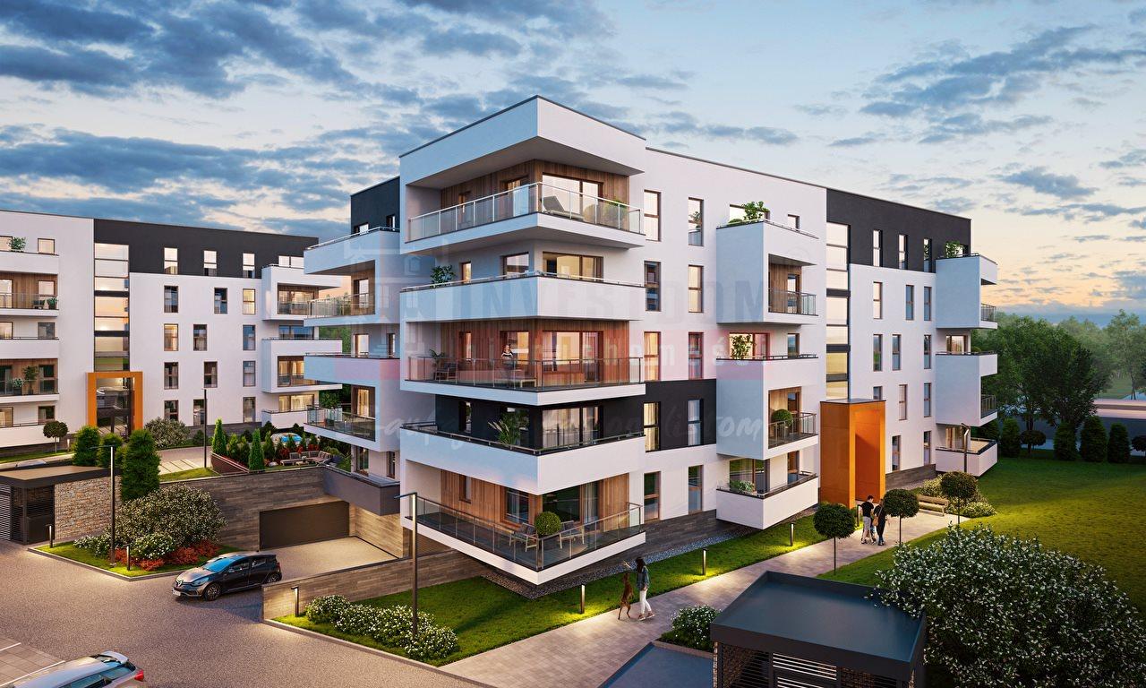Mieszkanie trzypokojowe na sprzedaż Opole, Zaodrze  71m2 Foto 3