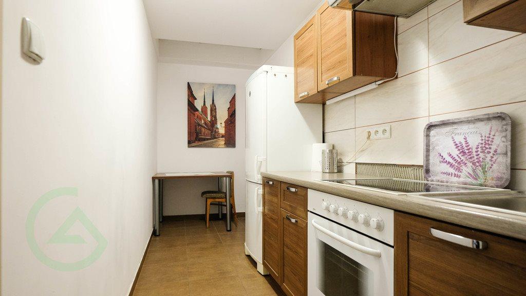 Mieszkanie dwupokojowe na wynajem Wrocław, Krzyki, Krzyki, Przyjaźni  52m2 Foto 12