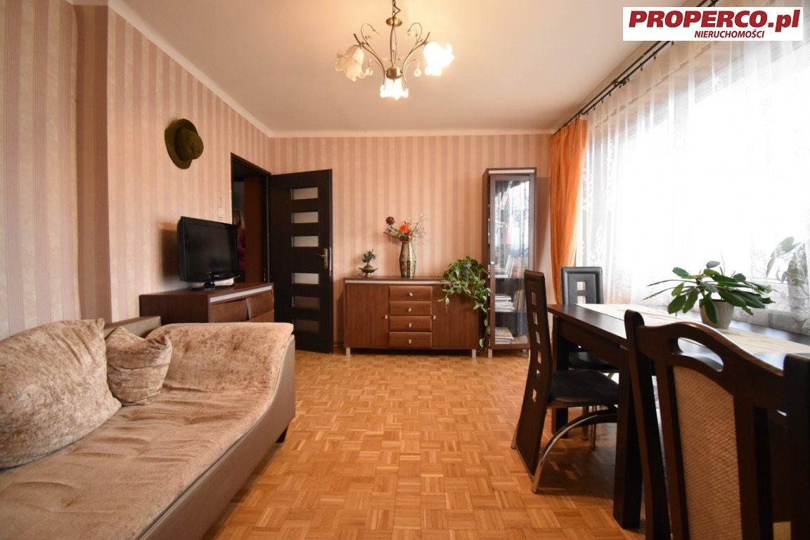 Mieszkanie trzypokojowe na sprzedaż Kielce, Szydłówek, Klonowa  59m2 Foto 2