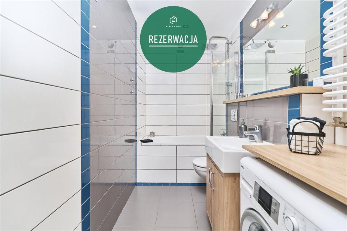 Mieszkanie dwupokojowe na sprzedaż Wrocław, Muchobór Wielki, Graniczna  46m2 Foto 8