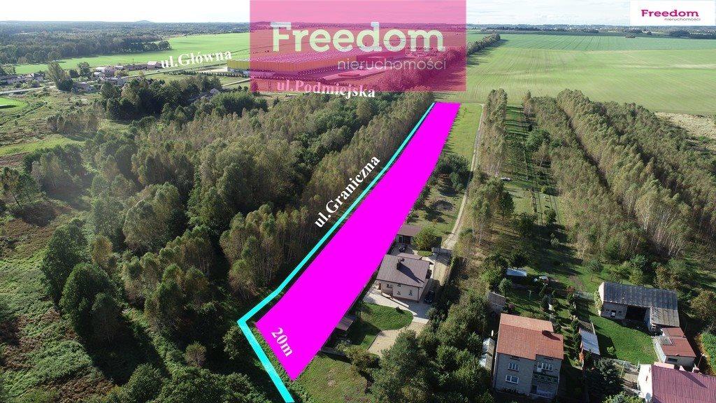 Działka inna na sprzedaż Kłobuck  5568m2 Foto 3