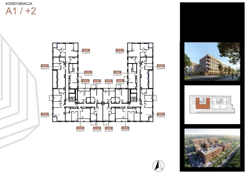 Mieszkanie dwupokojowe na sprzedaż Łódź, Widzew, Juliana Tuwima  35m2 Foto 12