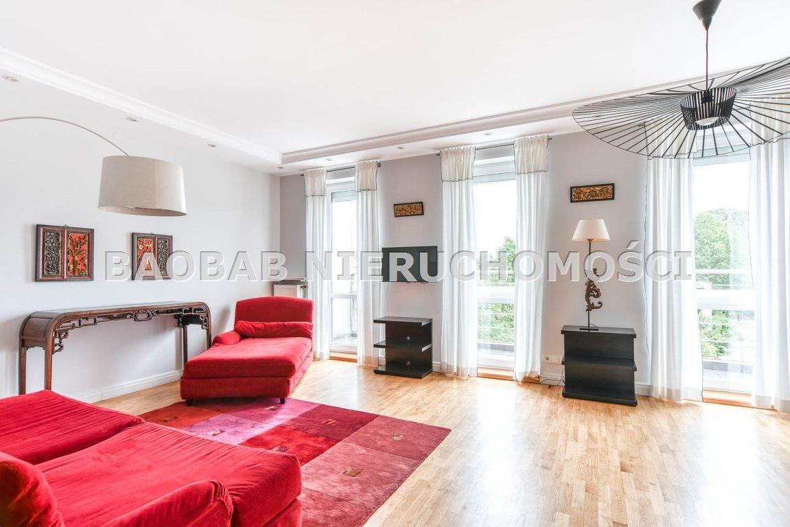 Mieszkanie czteropokojowe  na wynajem Warszawa, Praga-Południe, Saska Kępa, Saska  110m2 Foto 5
