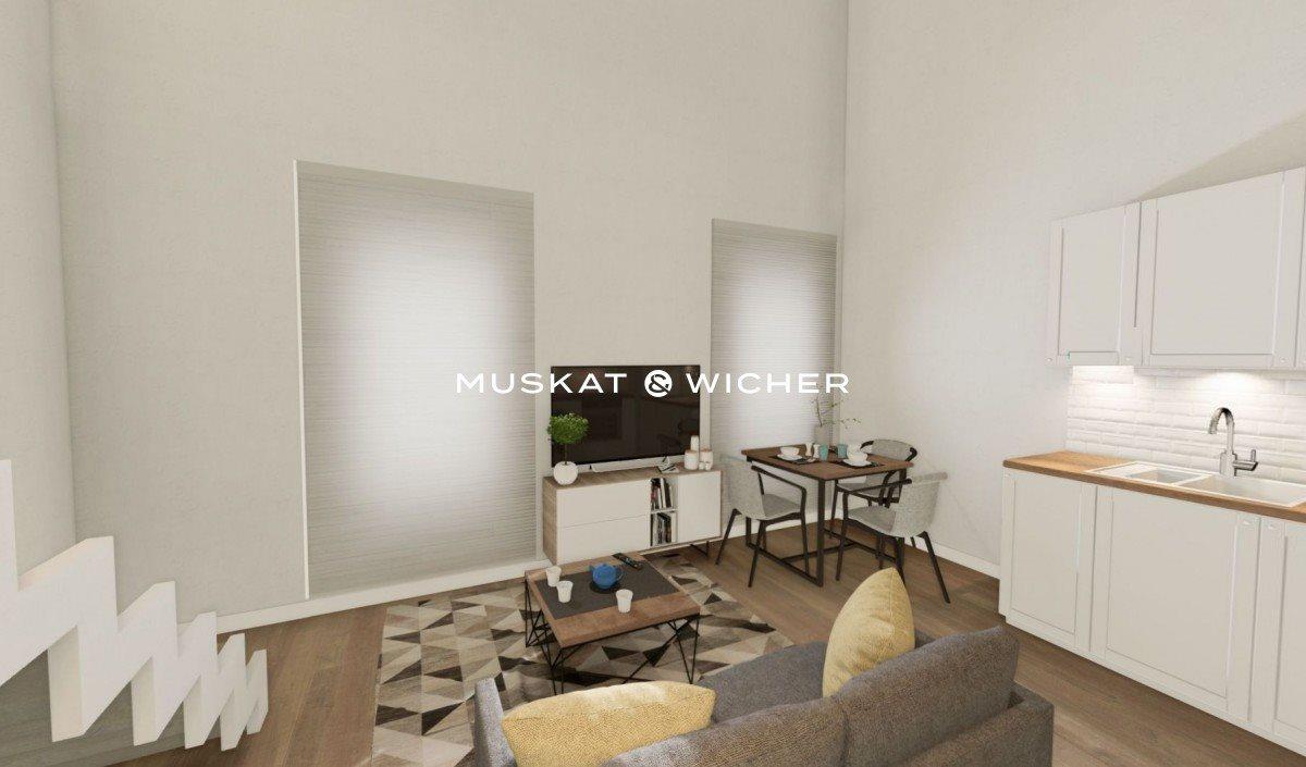 Mieszkanie dwupokojowe na sprzedaż Gdańsk, Wrzeszcz, Adama Mickiewicza  38m2 Foto 2