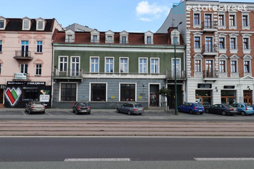 Lokal użytkowy na sprzedaż Sosnowiec, 3 Maja  1077m2 Foto 1