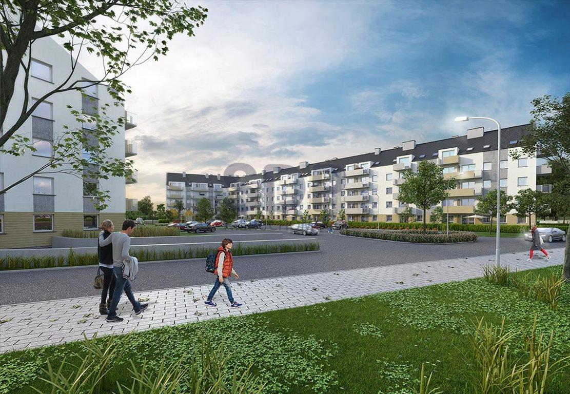 Mieszkanie dwupokojowe na sprzedaż Wrocław, Krzyki, Jagodno, Buforowa  37m2 Foto 5