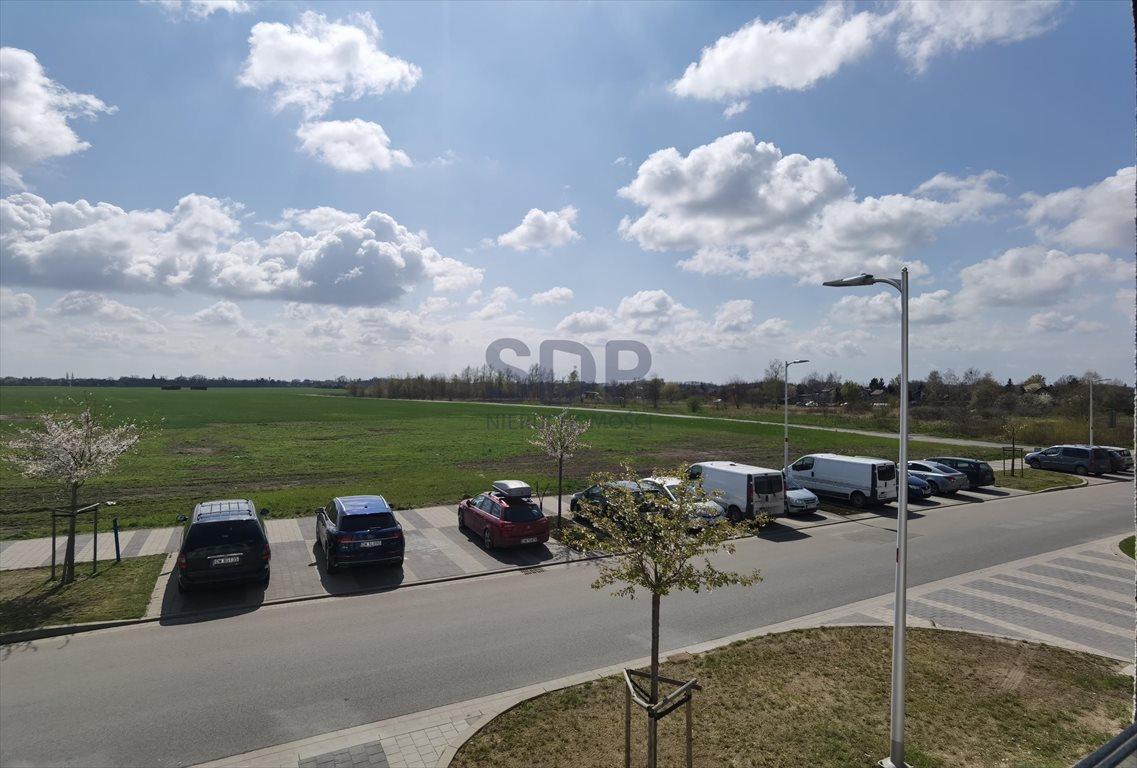Mieszkanie dwupokojowe na sprzedaż Wrocław, Fabryczna, Żerniki, Hansa Poelziga  47m2 Foto 4