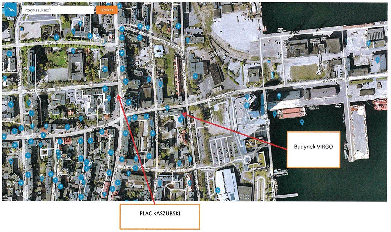 Lokal użytkowy na wynajem Gdynia, Śródmieście, Waszyngtona  239m2 Foto 3