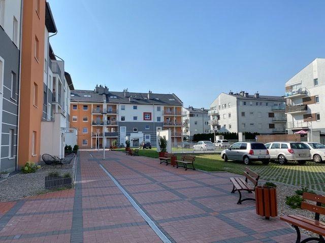 Mieszkanie dwupokojowe na wynajem Poznań, Stare Miasto, Piątkowo, ul. Stróżyńskiego 11  45m2 Foto 2
