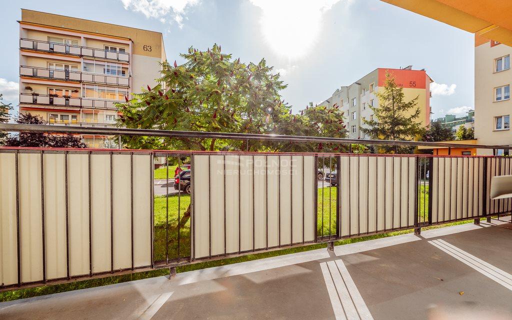 Mieszkanie dwupokojowe na wynajem Białystok, Zielone Wzgórza, Wrocławska  44m2 Foto 9