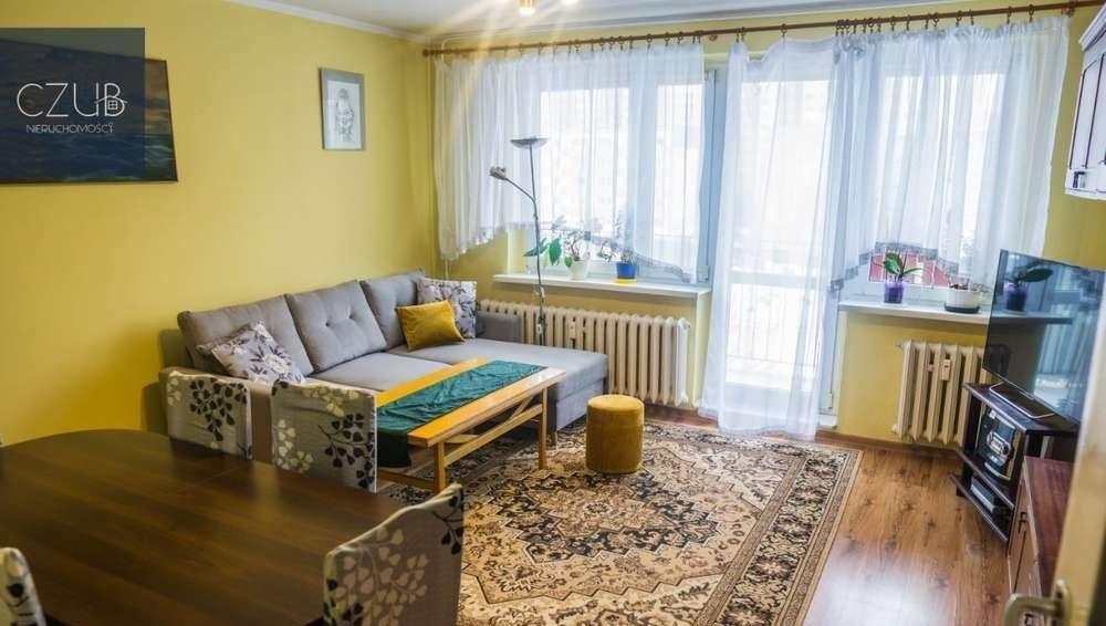 Mieszkanie czteropokojowe  na sprzedaż Poznań, Nowe Miasto, poznań  73m2 Foto 3