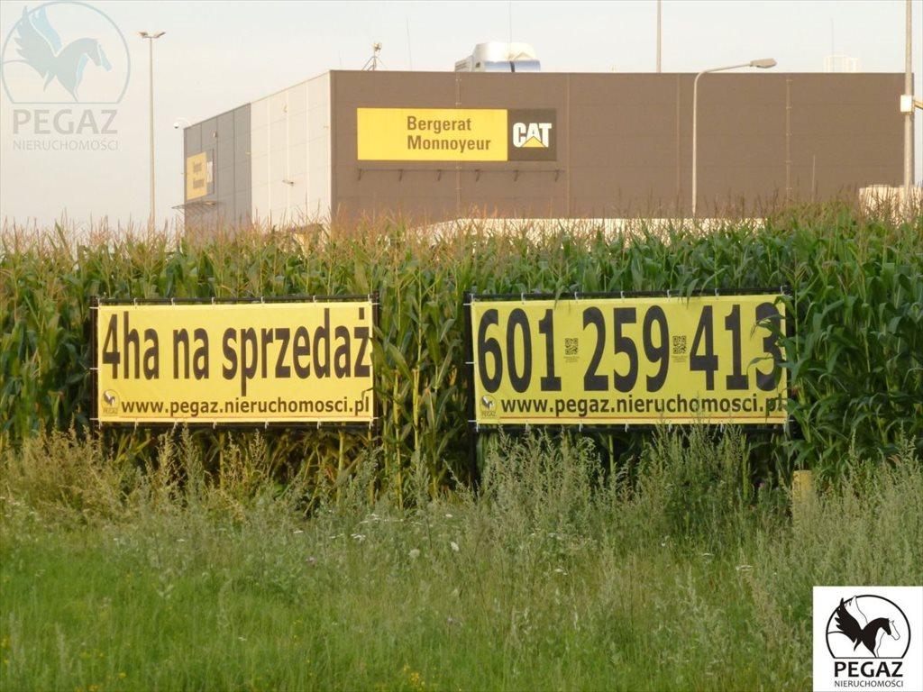 Działka przemysłowo-handlowa na sprzedaż Komorniki, ul. Krzysztofa Kolumba  40371m2 Foto 2