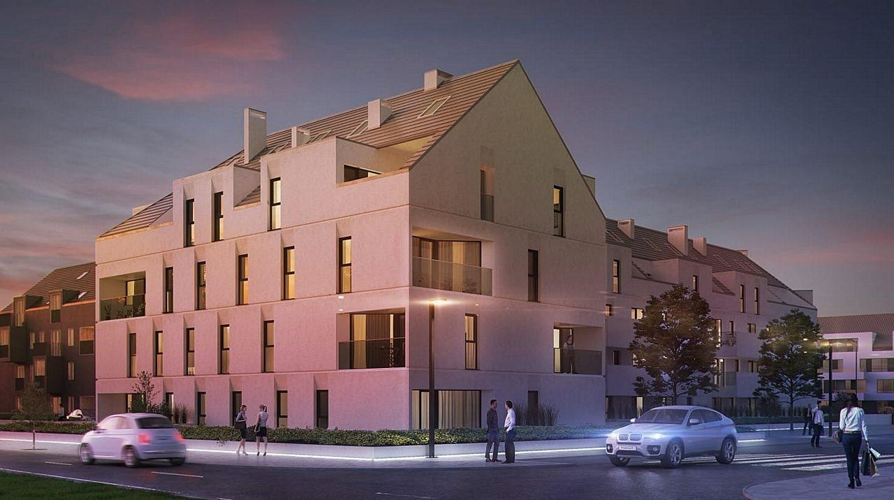 Mieszkanie czteropokojowe  na sprzedaż Siechnice  72m2 Foto 2