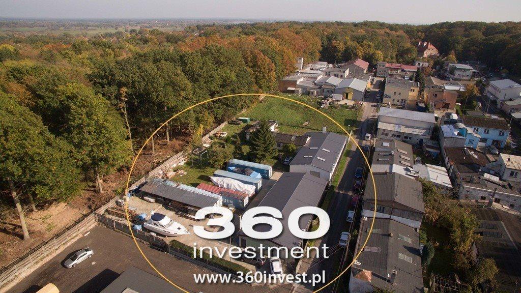Lokal użytkowy na wynajem Police  500m2 Foto 1