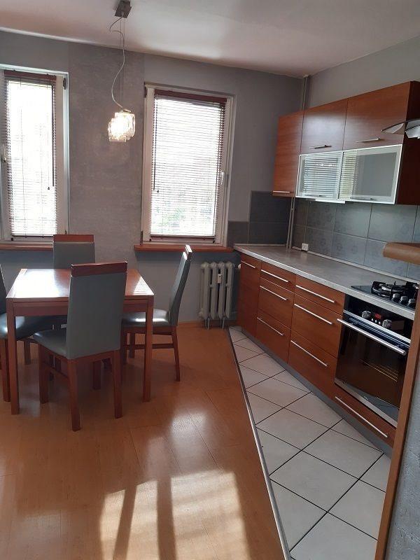 Mieszkanie trzypokojowe na wynajem Gliwice, Kopernik, PRZYJEMNE TRZY POKOJE NA OSIEDLU KOPERNIKA  57m2 Foto 4