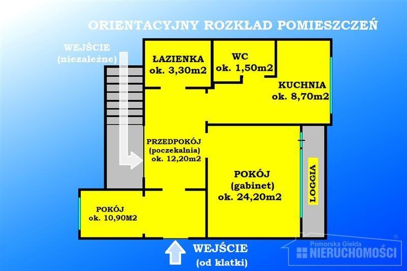 Mieszkanie dwupokojowe na sprzedaż Szczecinek, Jezioro, Kościół, Park, Plac zabaw, Przedszkole, P, Kołobrzeska  61m2 Foto 3