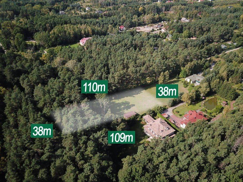 Działka budowlana na sprzedaż Wiązowna, Duchnowska  4200m2 Foto 5