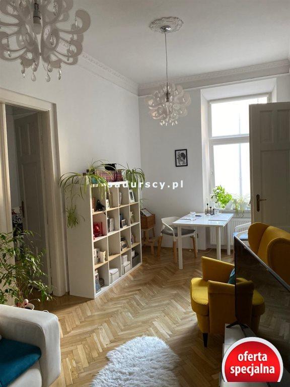 Mieszkanie dwupokojowe na sprzedaż Kraków, Stare Miasto, Paulińska  57m2 Foto 2