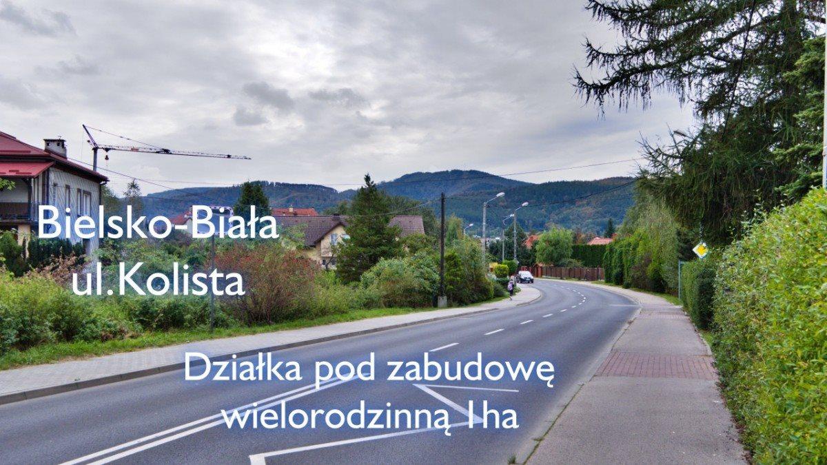 Działka budowlana na sprzedaż Bielsko-Biała, Kolista  10017m2 Foto 6