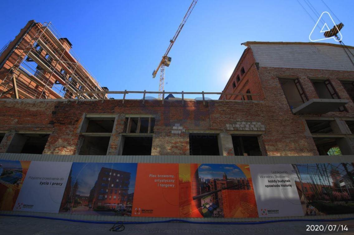 Lokal użytkowy na sprzedaż Wrocław, Śródmieście, Śródmieście, Mosty Warszawskie  41m2 Foto 7