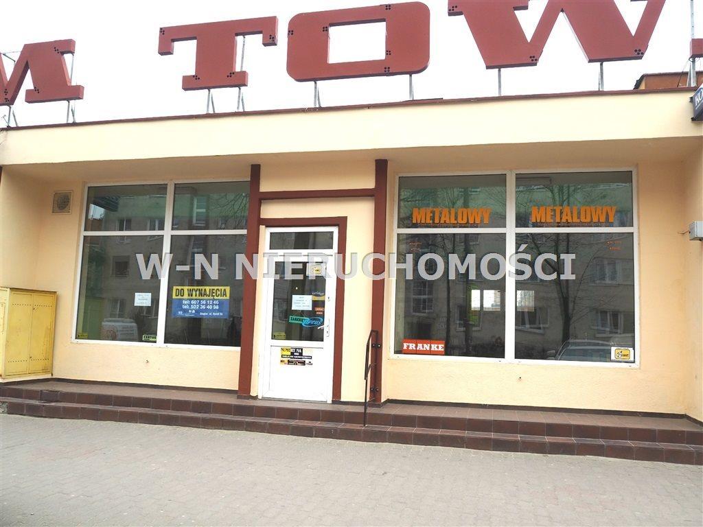 Lokal użytkowy na wynajem Głogów, Śródmieście  160m2 Foto 1
