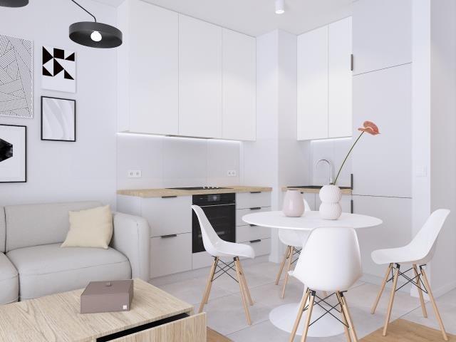 Mieszkanie dwupokojowe na sprzedaż Warszawa, Mokotów, Służewiec, Taśmowa  36m2 Foto 1