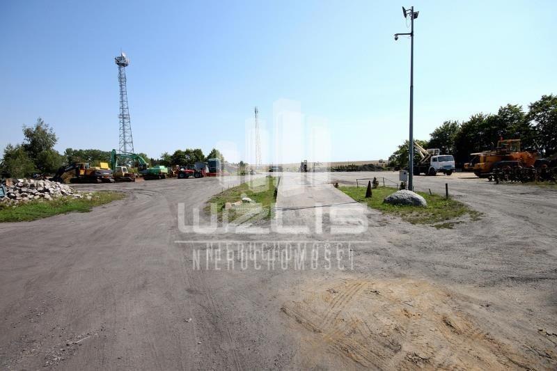 Działka przemysłowo-handlowa na sprzedaż Subkowy, Wodna  17200m2 Foto 8