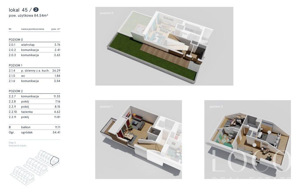 Dom na sprzedaż Wieliczka  85m2 Foto 6