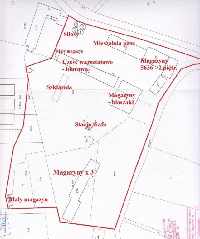 Lokal użytkowy na sprzedaż Kędzierzyn-Koźle  37500m2 Foto 8
