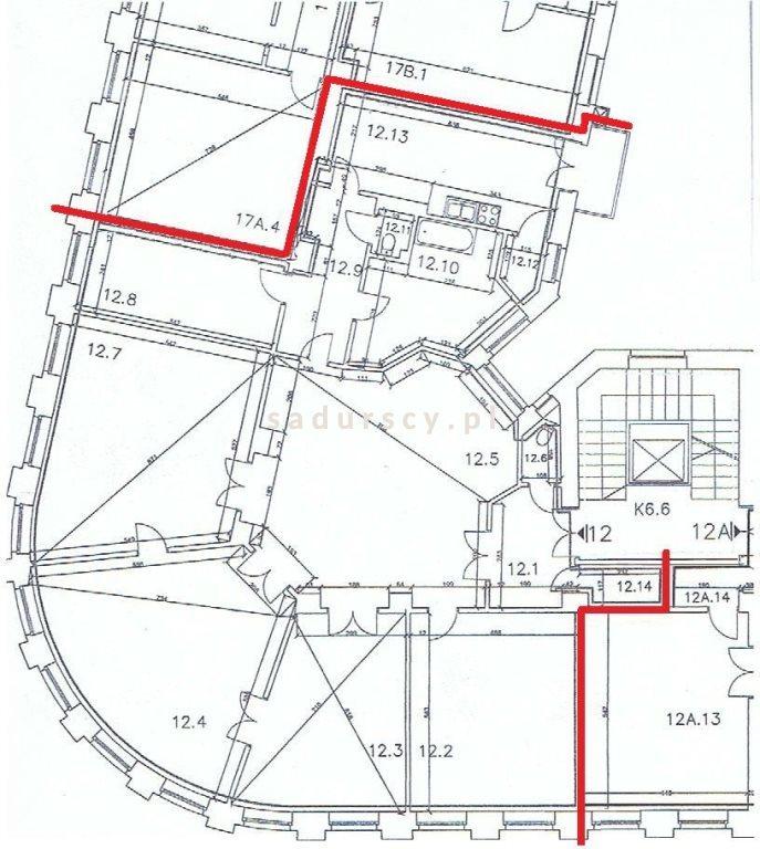 Mieszkanie na wynajem Kraków, Stare Miasto, Kleparz, Basztowa  192m2 Foto 3