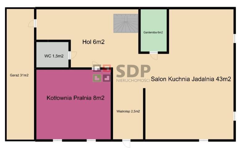 Dom na sprzedaż Wrocław, Fabryczna, Złotniki, Żwirowa  249m2 Foto 9